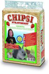 Cat's Best Chipsy Strawberry podestýlka 60l