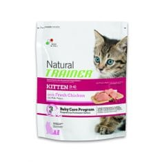 TRAINER Natural Cat Kitten kuřecí 1,5kg