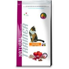 TRAINER Natural Cat kuřecí 12,5kg