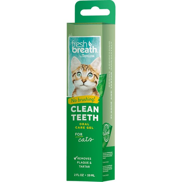 TropiClean Čisticí gel na zuby pro kočky 59ml