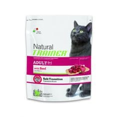 TRAINER Natural Cat hovězí 3kg