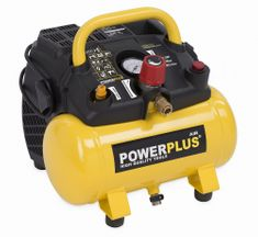 PowerPlus POWX1721 Kompresor 1100 W 6 L