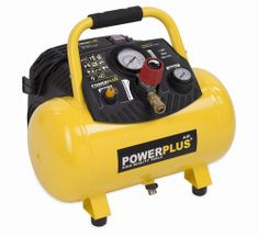 PowerPlus POWX1723 Kompresor 1100 W 12 L