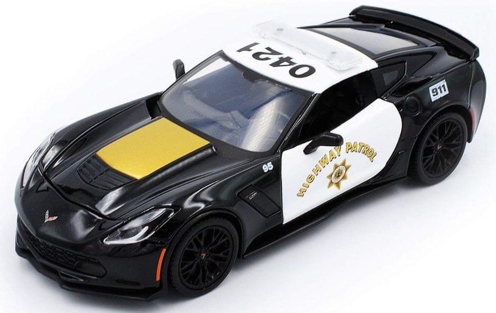 Maisto Corvette Z06 1:24