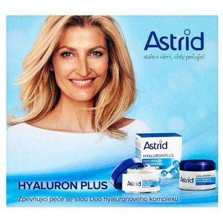 Astrid Dárková sada zpevňující péče Hyaluron Plus