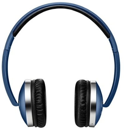 Canyon Bluetooth bezdrátová skládací sluchátka, bluetooth 4.2, modré CNS-CBTHS2BL