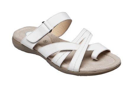 SANTÉ Zdravotná obuv dámska EKS / 153-33 White (Veľkosť vel. 39)
