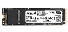 Crucial SSD disk P1, 500 GB, M.2 80 mm PCI-e 3.0 x 4 NVMe, 3D QLC