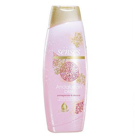 Avon Krémový sprchový gel Andalusian Bliss 500 ml