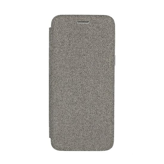 Havana torbica za Samsung Galaxy J6 2018 J600, preklopna, siva