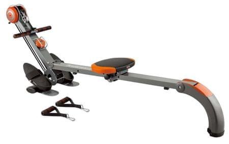 Body Sculpture naprava za veslanje in telovadbo, 2 v 1, Rower 'N' Gym z DVD