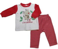 Carodel dětské pyžamo Christmas