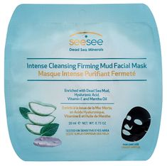 See See (Intense Cleansing Firming Mud Facial Mask) 20 ml