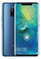 Huawei Mate 20 Pro, 6GB/128GB, Midnight Blue