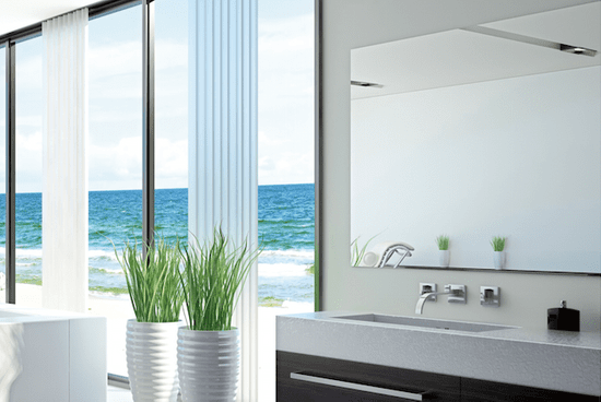 SunDirect IR grijaća ploča MD450-Plus, ogledalo