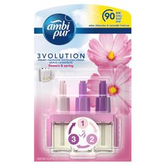 Ambi Pur 3VOL náplň Flowers 20 ml