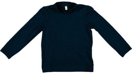 MMDadak dekliški pulover Medvedek, 80, moder