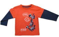 Carodel koszulka chłopięca z dinozaurami