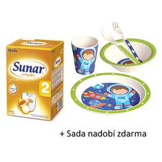 Sunar kojenecké mléko Complex 2 - 6 x 600g