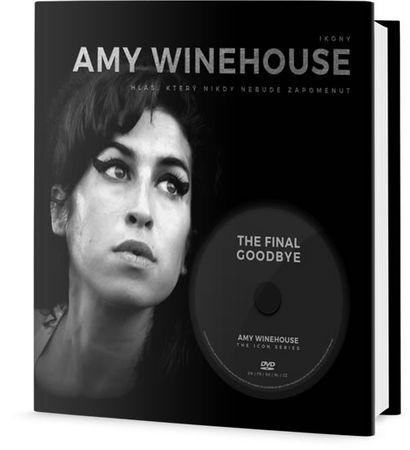 Amy Winehouse - Hlas, který nikdy nebude zapomenut + DVD