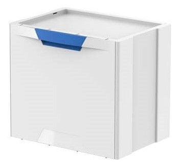 Meliconi Koš na třídění odpadu 22 l ECOCUBES modrý