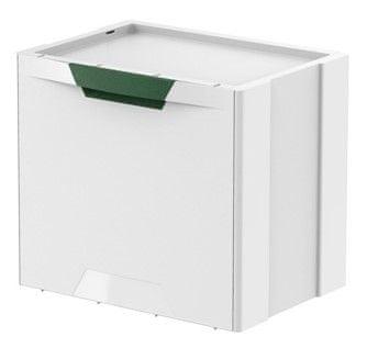 Meliconi Koš na třídění odpadu 22 l ECOCUBES zelená