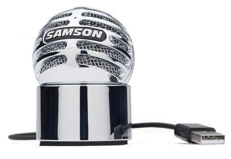 Samson Meteorite USB kondenzátorový mikrofon