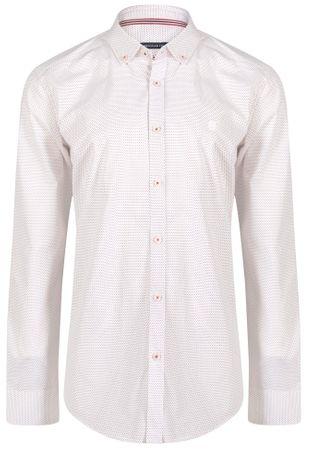FELIX HARDY pánská košile L bílá  9c0033b08f