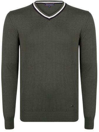FELIX HARDY muški pulover, M, zelen
