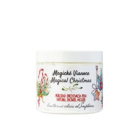 Soaphoria Sprchová pena Magic ké Vianoce ( Natura l Shower Mouse) 200 ml
