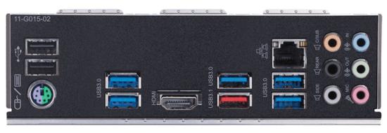 Gigabyte osnovna plošča Z390 GAMING X, DDR4, USB 3.1 Gen 2, LGA1151, ATX