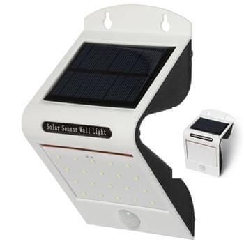 światło solarne zewnętrzne IQTECH Aql 20 + 2 LED