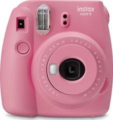 FujiFilm Instax Mini 9 Blush Rose - zánovní