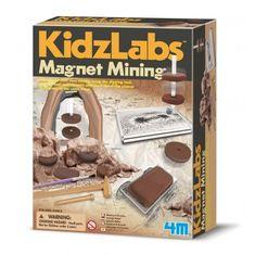4M set za izkopavanje in spoznavanje magnetov