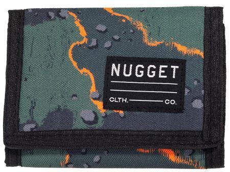 Nugget pánská zelená peněženka Everlong