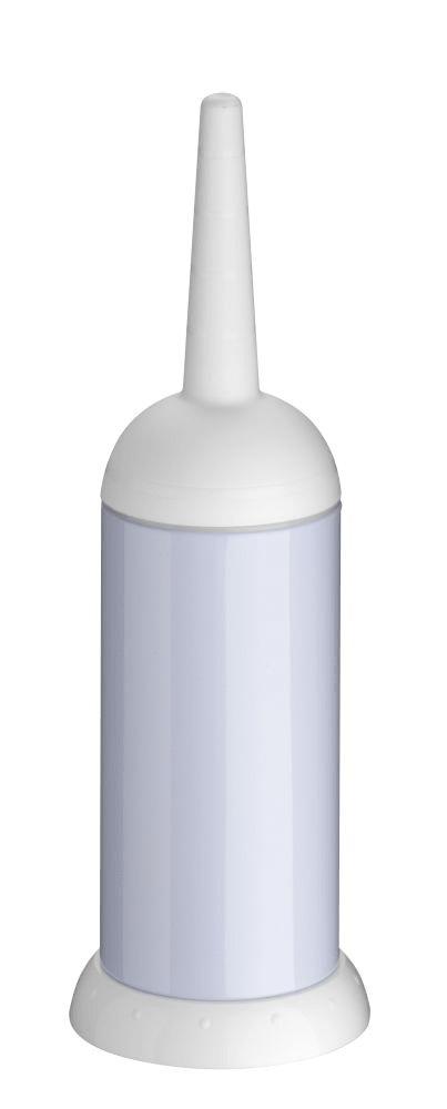 Meliconi Štětka na čištění WC - bílá