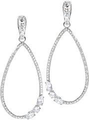 Morellato Luxusní stříbrné náušnice Tesori SAIW03 stříbro 925/1000