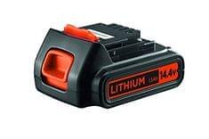Black+Decker baterija, 14.4V, 1,5Ah, Li-Ion BL1514-XJ