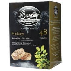 Bradley Smoker Bílý ořech 48 ks - Brikety udící