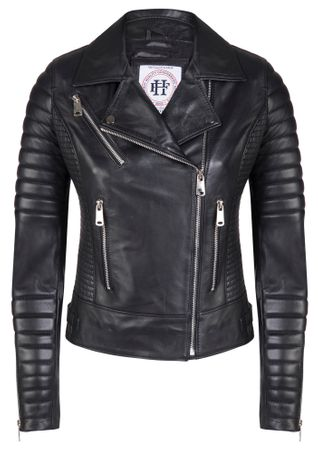 FELIX HARDY ženska bunda, M, črna