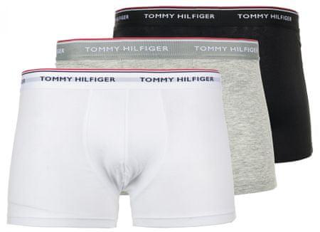 Tommy Hilfiger trojité balení pánských boxerek S vícebarevná