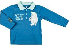 MMDadak chlapecké tričko Yeti