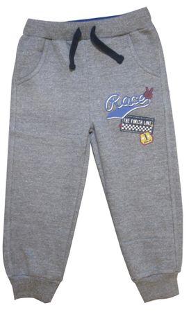 Carodel spodnie dresowe chłopięce 92 szare