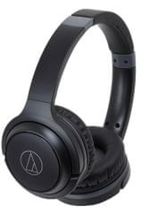 Audio-Technica ATH-S200BT slušalke, brezžične, črne