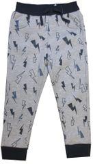 Carodel spodnie dresowe chłopięce, z błyskawicą