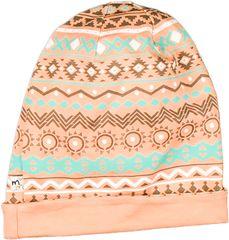 MMDadak dziewczęca czapka w indiańskie wzory