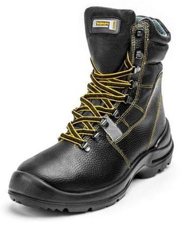 Panda Safety Zimná pracovná obuv Tigrotto S3 čierna 43