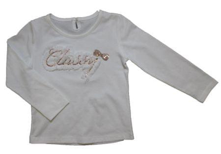 Carodel koszulka dziewczęca Classy 92 biała