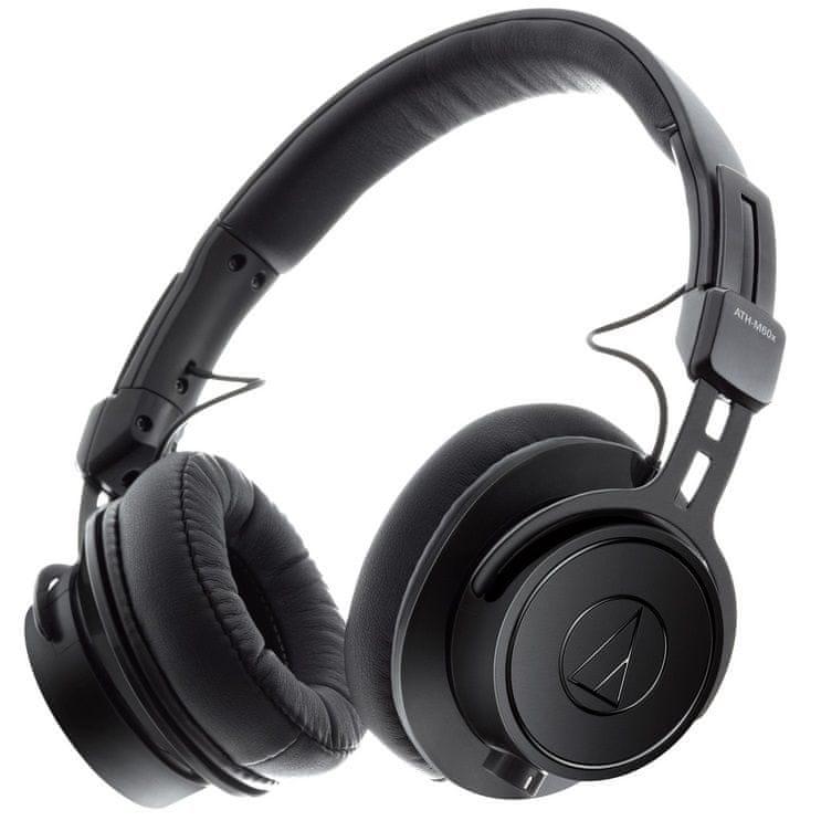 Audio-Technica ATH-M60x, černá