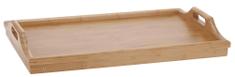 Koopman taca do łóżka, bambus, 50x30 cm
